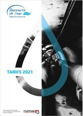 Catalogue tarifs 2021