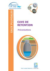 Cuve de rétention