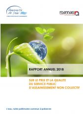 Rapport annuel ANC 2018
